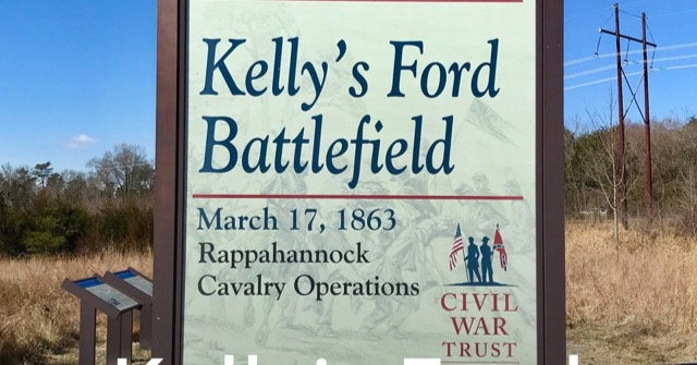 Kelly's Ford Visit March 16, 2019