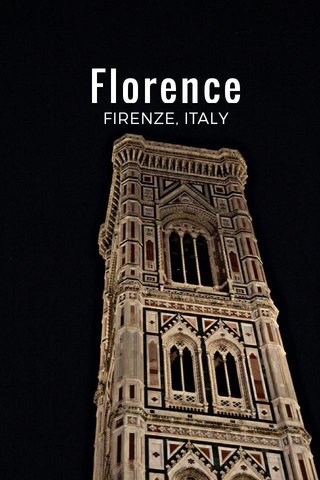 Florence FIRENZE, ITALY