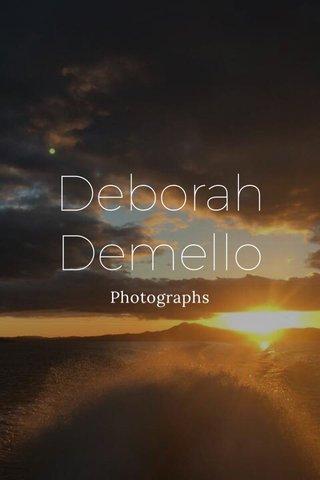 DeborahDemello Photographs