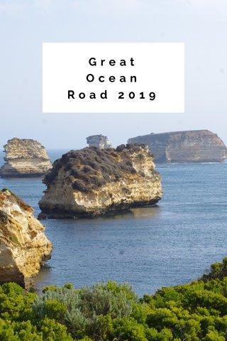 Great Ocean Road 2019
