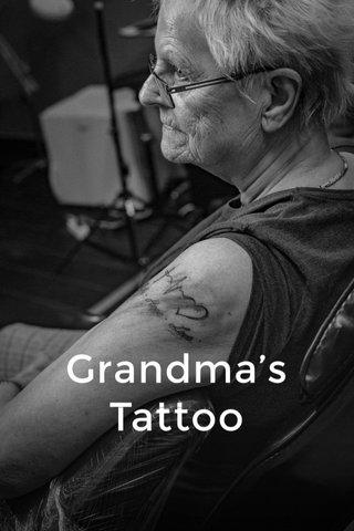 Grandma's Tattoo