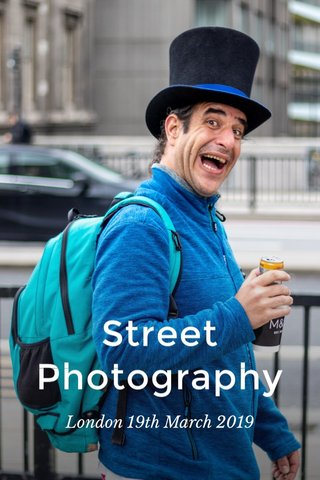 Street Photography London 19th March 2019