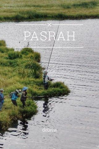PASRAH debisw