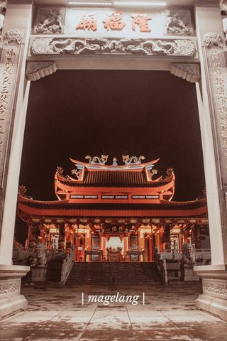 Liong Hok Bio | magelang |
