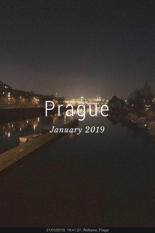 Prague January 2019