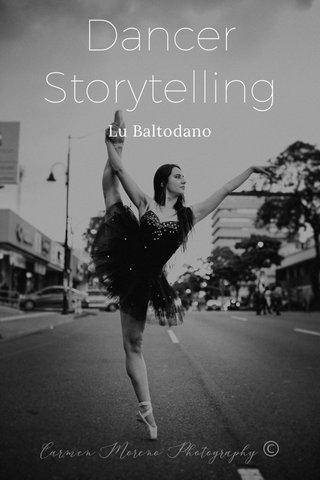 Dancer Storytelling Lu Baltodano