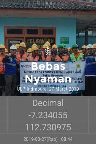 Bebas Nyaman ULP Indrapura, 27 Maret 2019