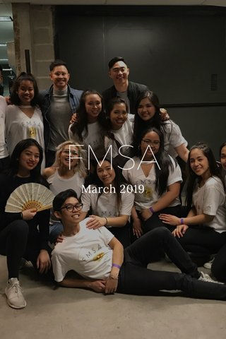FMSA March 2019