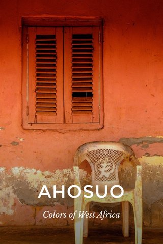AHOSUO Colors of West Africa