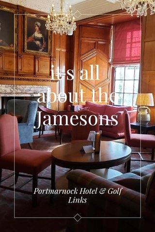 it's all about the Jamesons Portmarnock Hotel & Golf Links