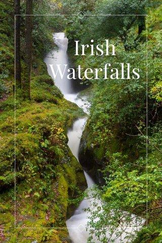 Irish Waterfalls