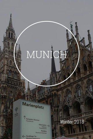 MUNICH Winter 2018