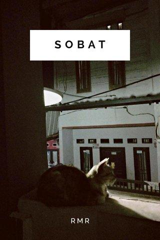 SOBAT RMR
