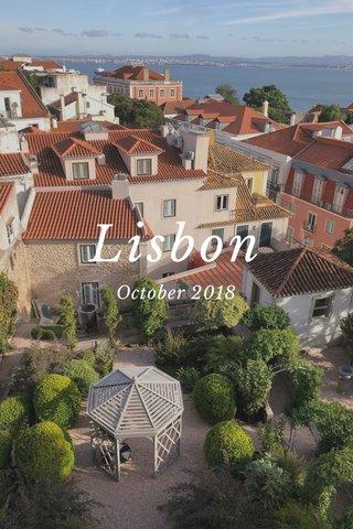 Lisbon October 2018