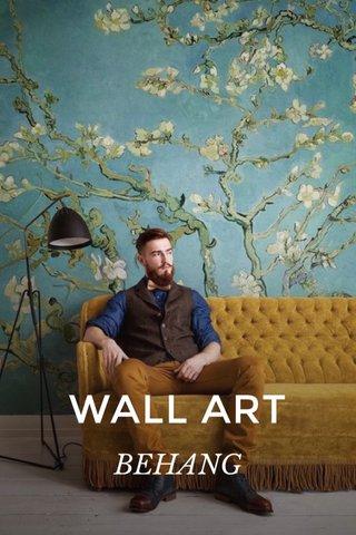 WALL ART BEHANG