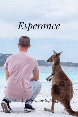 Esperance | Western Australia |