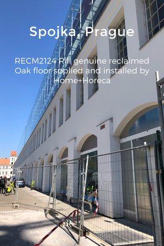 Spojka, Prague RECM2124 Rill genuine reclaimed Oak floor spplied and installed by Home+Horeca