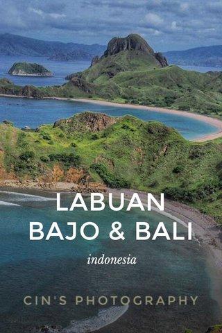 LABUAN BAJO & BALI indonesia
