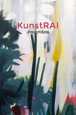 KunstRAI Amsterdam