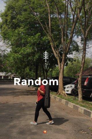 Random 💥