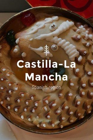Castilla-La Mancha Spanish region