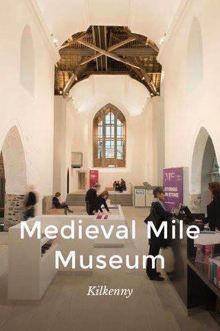 Medieval Mile Museum Kilkenny