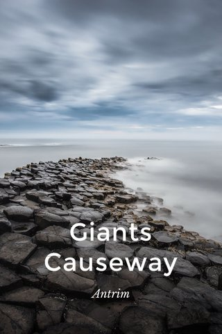 Giants Causeway Antrim