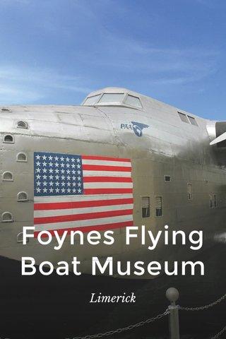 Foynes Flying Boat Museum Limerick