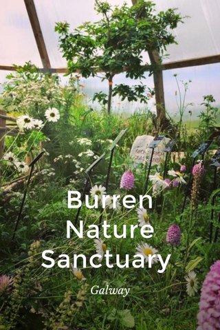Burren Nature Sanctuary Galway