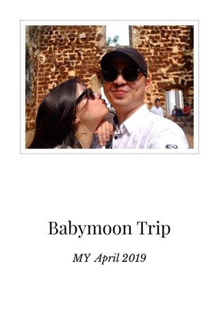 Babymoon Trip