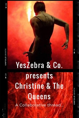 YesZebra & Co. presents Christine & The Queens A Collaborative thread...