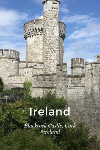 Ireland Blackrock Castle, Cork