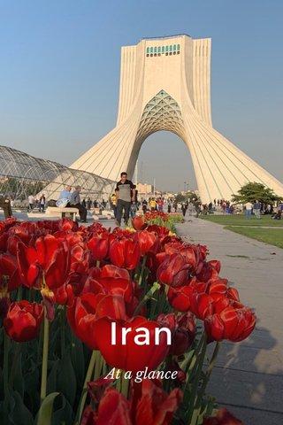 Iran At a glance