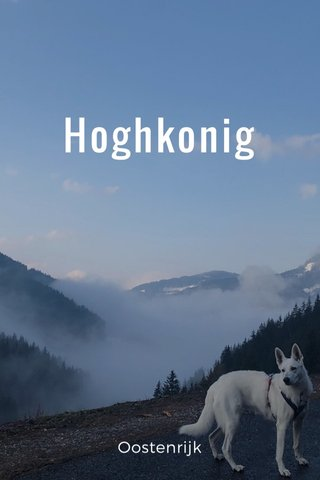 Hoghkonig Oostenrijk
