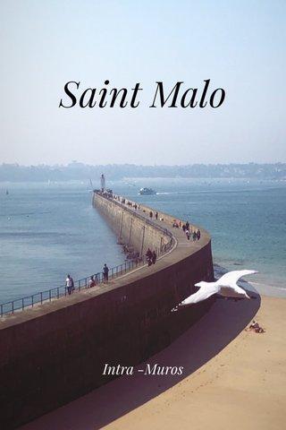 Saint Malo Intra -Muros