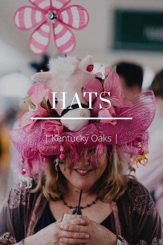 HATS | Kentucky Oaks |