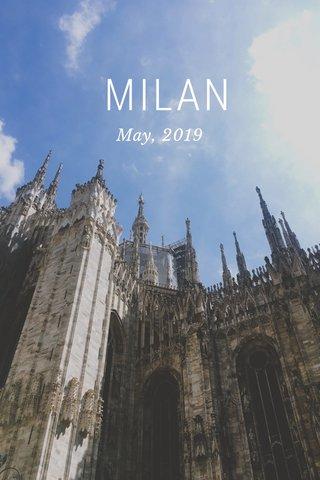 MILAN May, 2019