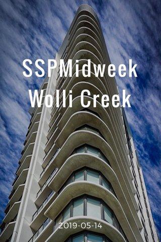 SSPMidweek Wolli Creek 2019-05-14