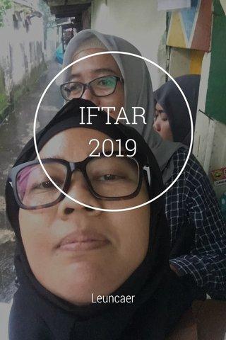 IFTAR 2019 Leuncaer