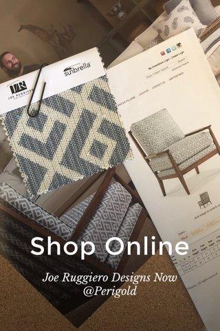 Shop Online Joe Ruggiero Designs Now @Perigold