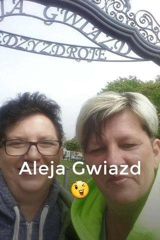 Aleja Gwiazd😉