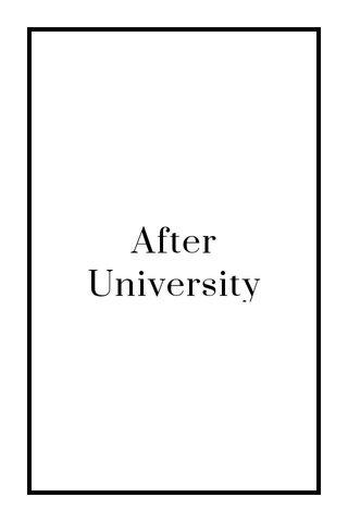 After University