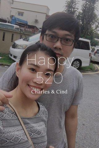 Happy 520 Charles & Cind