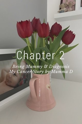 Chapter 2 Being Mummy & Diagnosis My Cancer Story by Mumma D