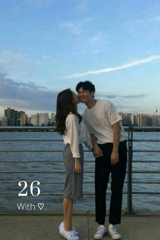 26 With ♡.