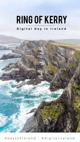 Ring of kerry #bestofireland • #digitalireland Digital Day in Ireland