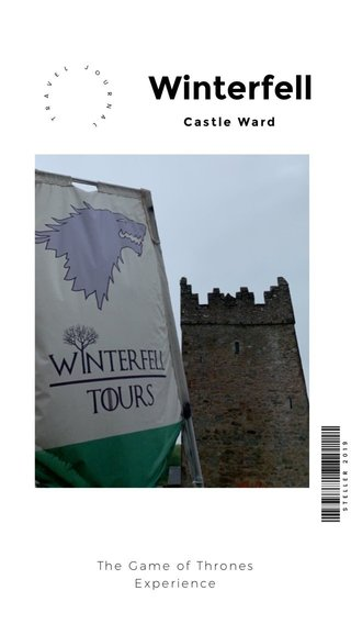 Winterfell Castle Ward The Game of Thrones Experience