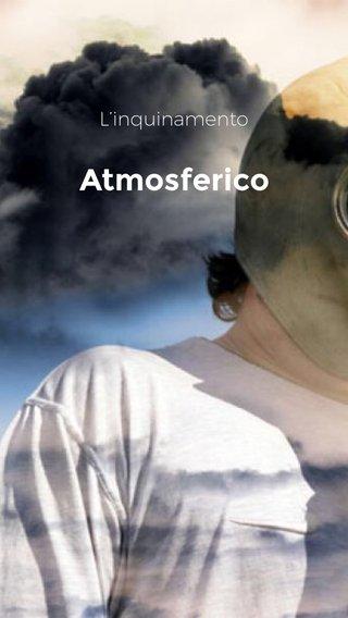 Atmosferico L'inquinamento