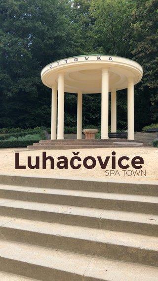 Luhačovice SPA TOWN