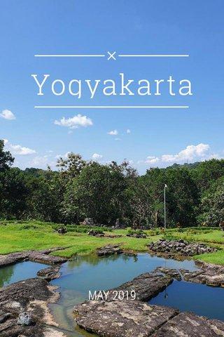 Yogyakarta MAY 2019